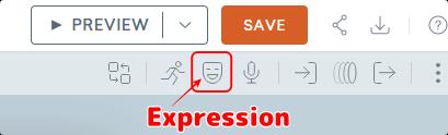 Expressionアイコン